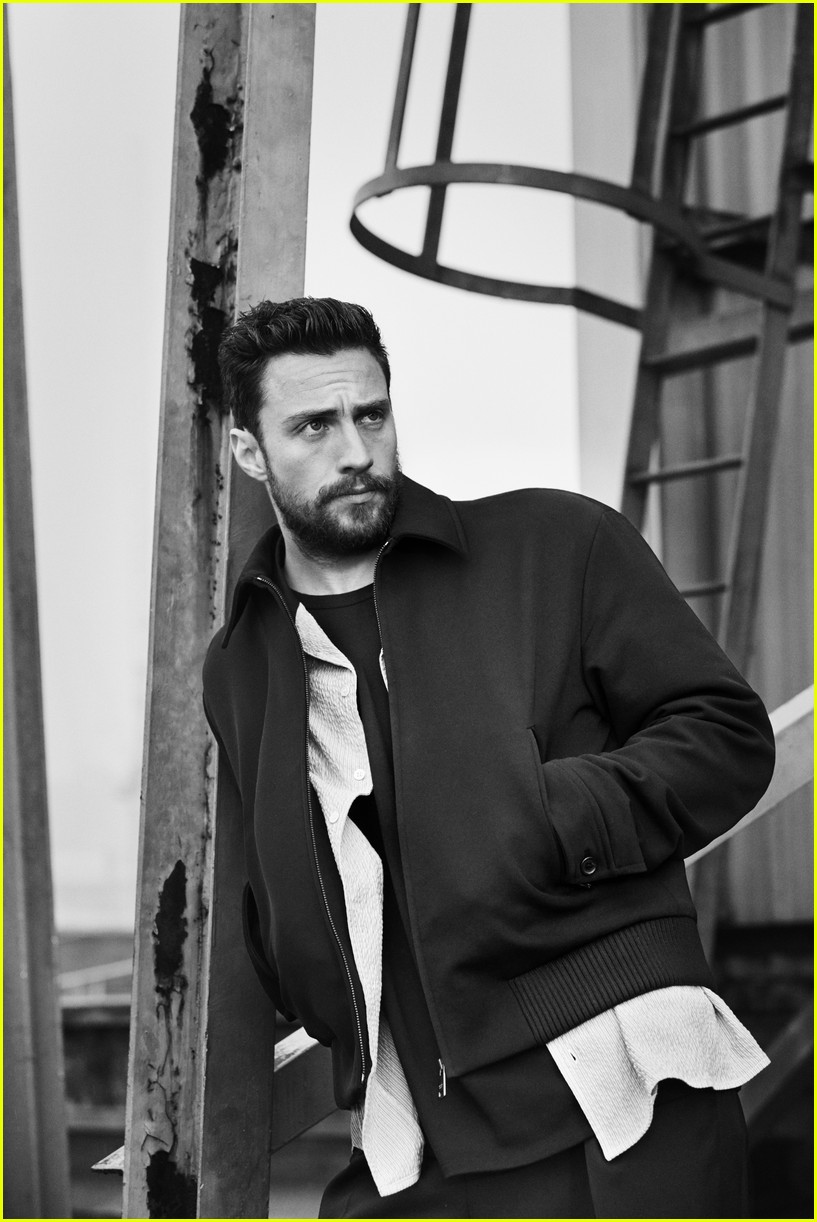 Aaron Taylor-Johnson: I'm 'Constantly' Wanting to Give Up ...