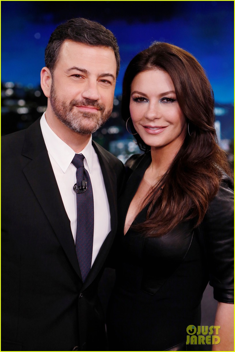 catherine zeta jones says her kids want to become actors theyve got the talent 023868584
