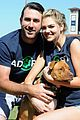 kate justin host pet adoption event 01