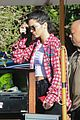 kendall jenner is sassy while posing with hamburger 04