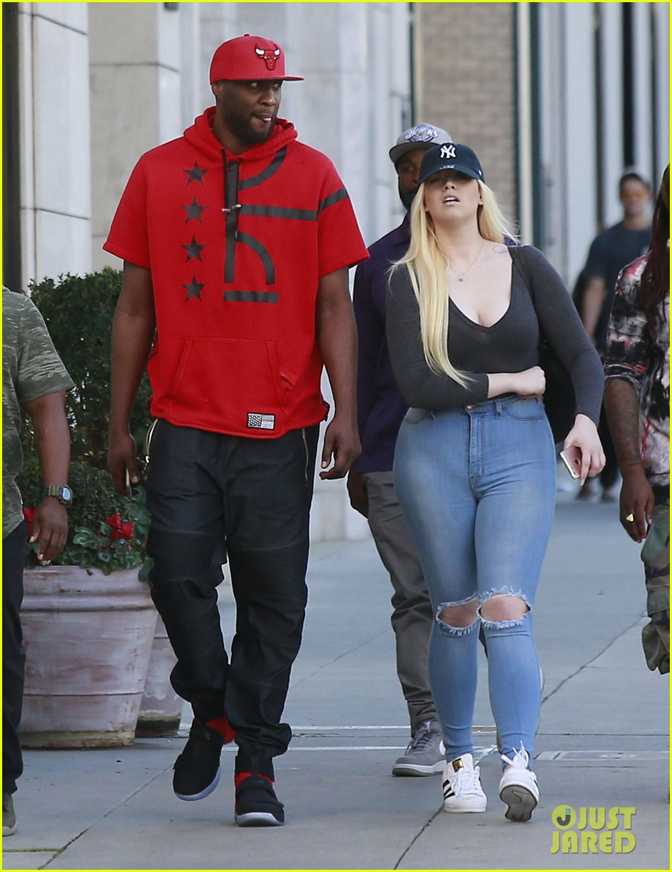 who is lamar odom dating now Khloé kardashian's boyfriend tristan thompson is furious at lamar odom for admitting that he wants his ex back.