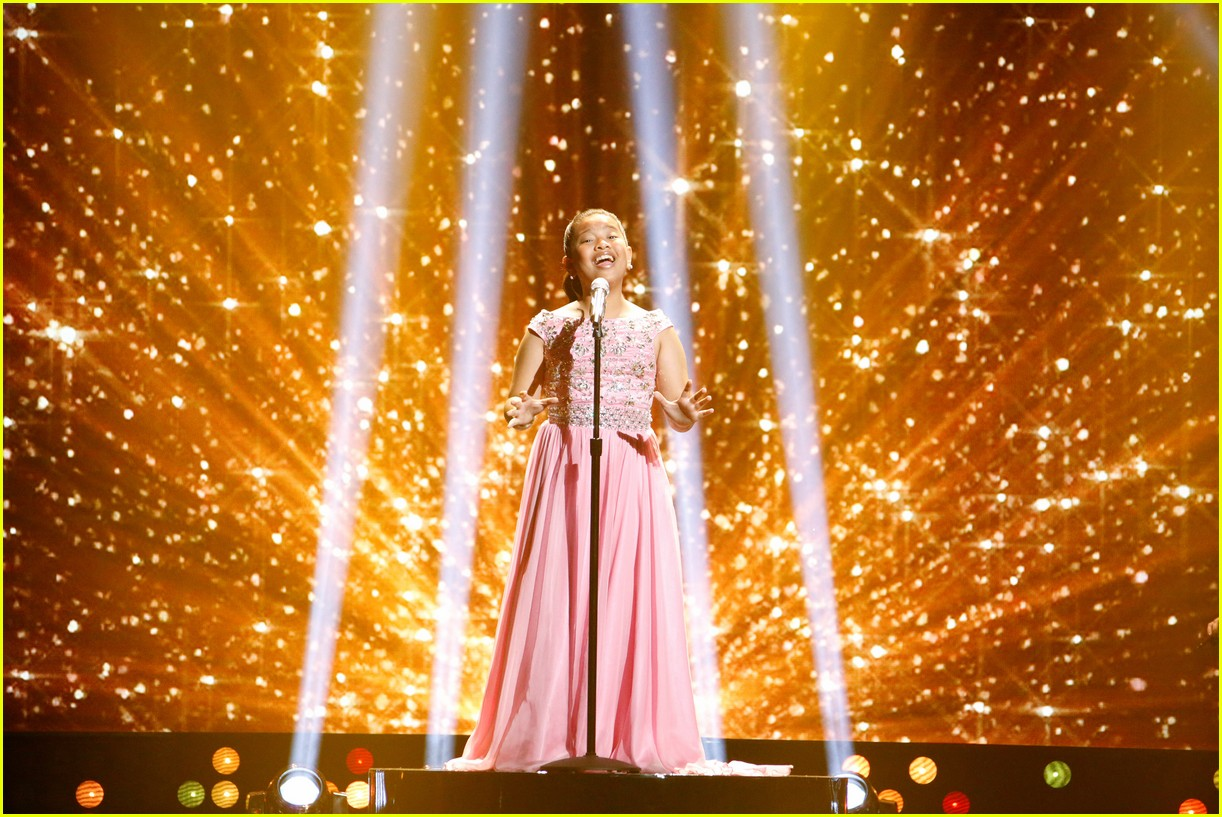 This 12-Year-Old \'Little Big Shots\' Singer Will Blow You Away with ...