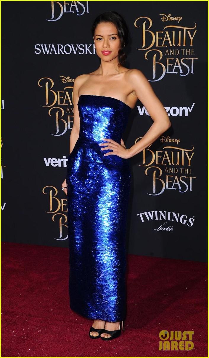 dan luke suit up for the beauty beast premiere 043869371