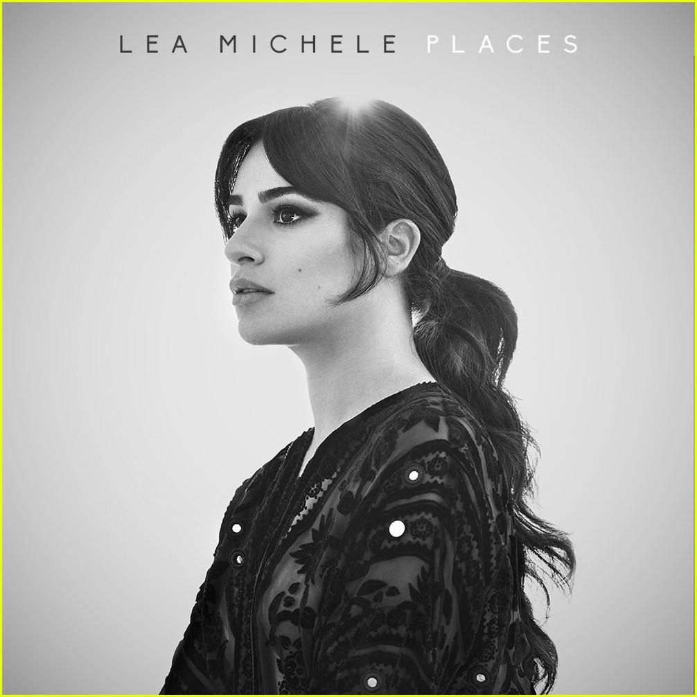 Image result for lea michele Places cover art