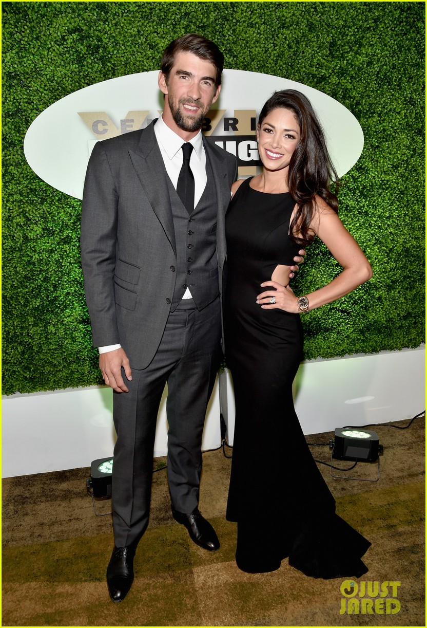michael phelps wife nicole enjoy date night 013875883