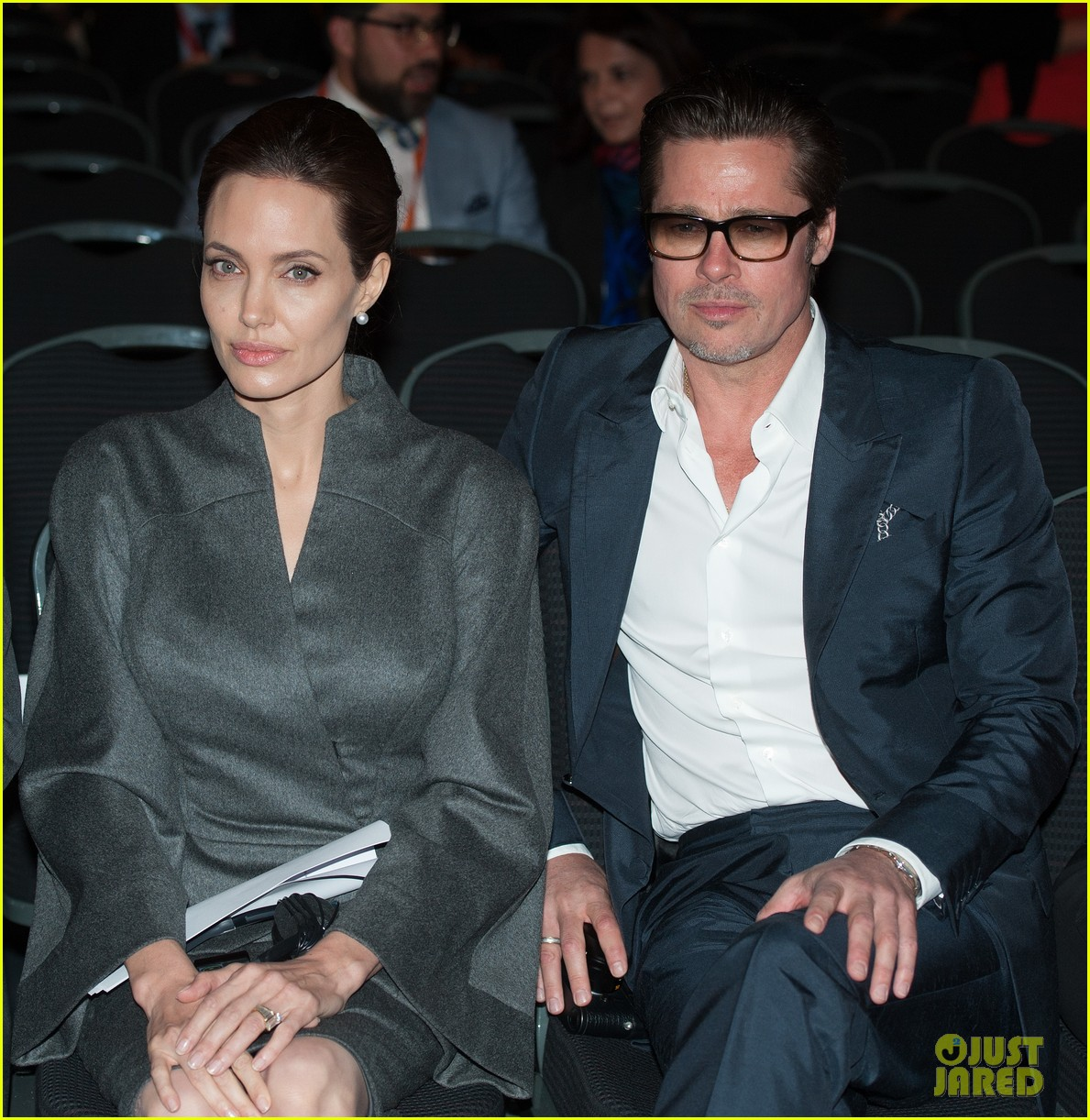 brad pitt angelina jolie speaking again 023877242