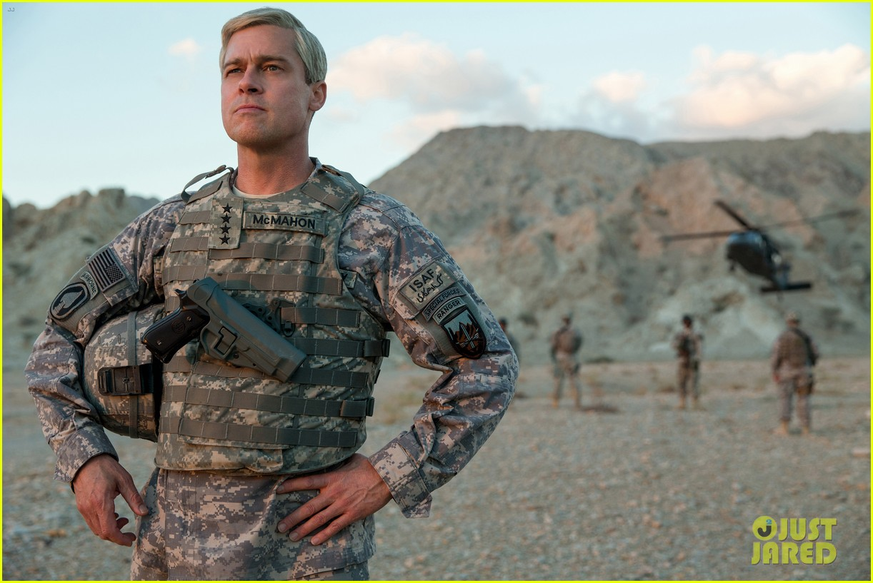 brad pitt first look war machine 033868433