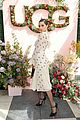 pregnant rosie huntington whiteley helps rachel zoe celebrate her spring ugg collection 16