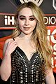 maddie ziegler sabrina carpenter iheartradio music awards 2017 06