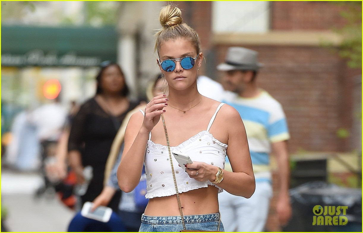 nina agdal spends time nyc 023892249