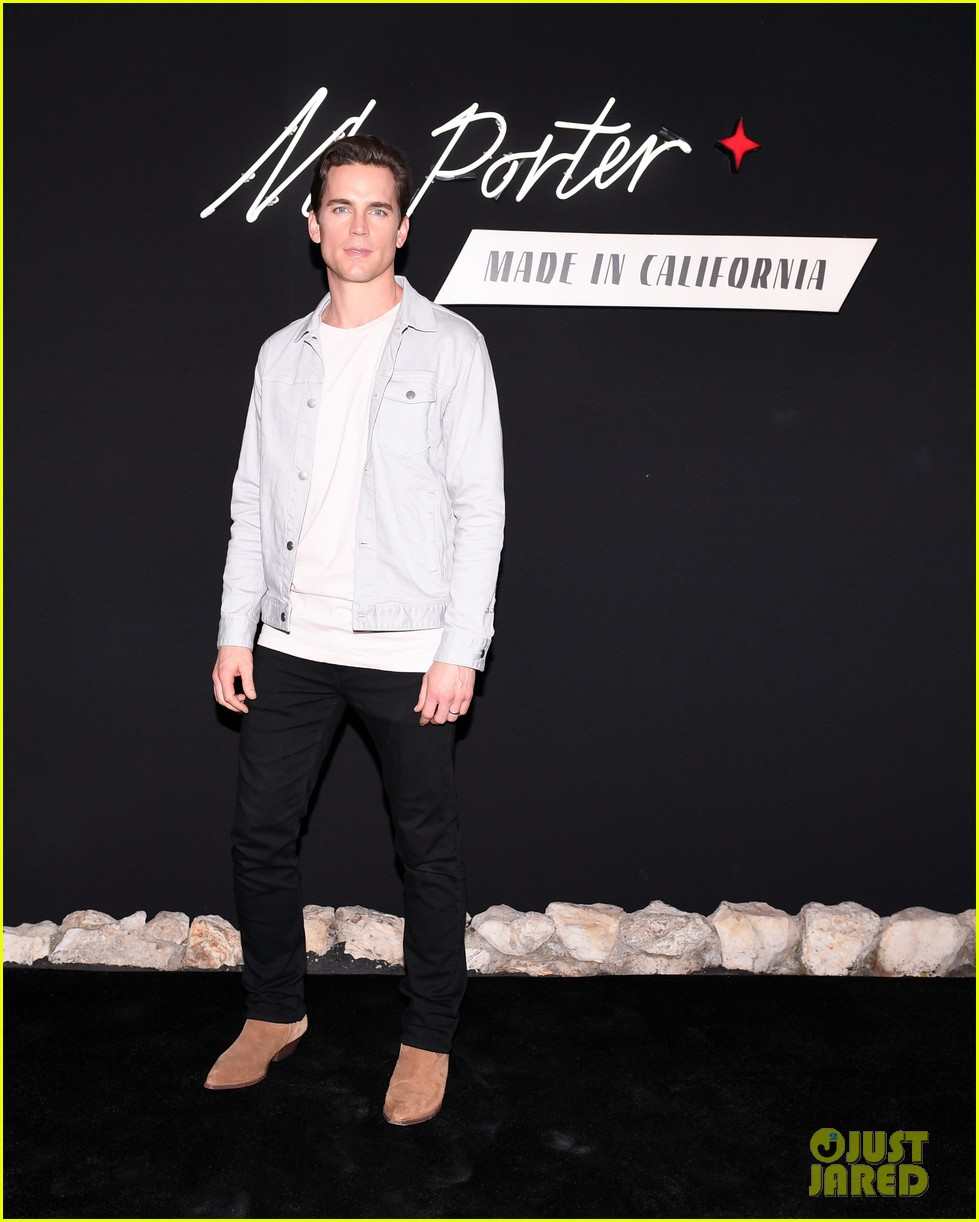 matt bomer mr porter event 033888578
