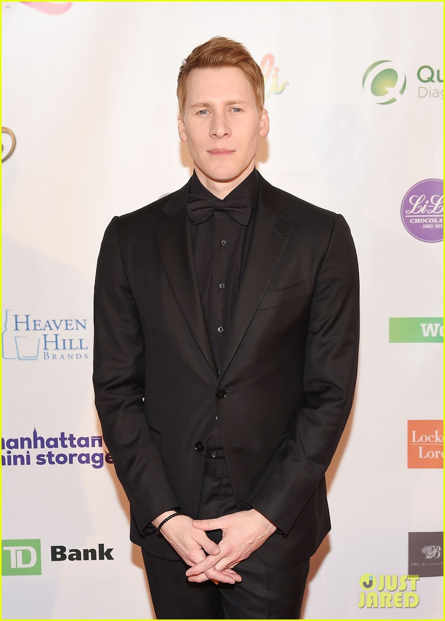dustin lance black adds model to his resume 073882589