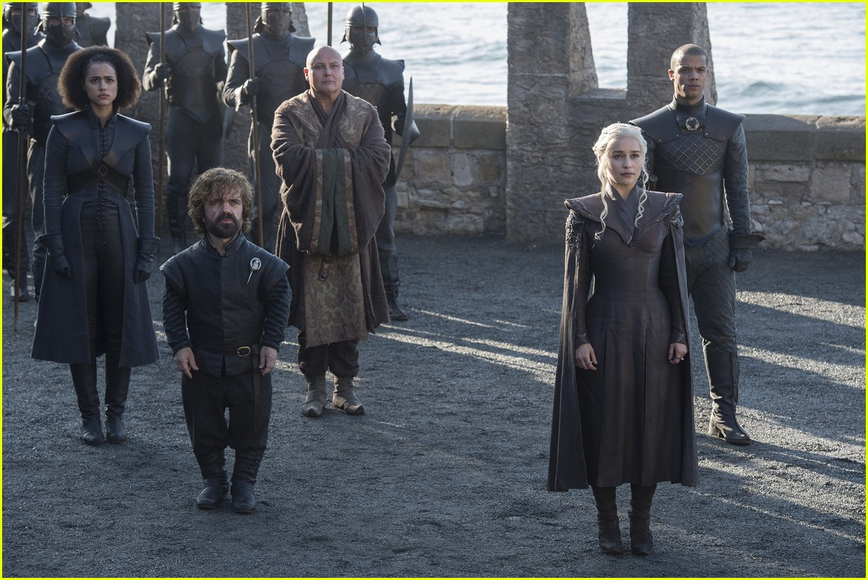 game of thrones first look photos season 7 153888522