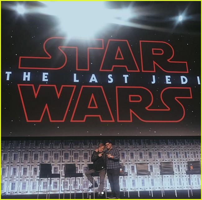 Mark Hamill Will Trade Star Wars Secrets For A Price