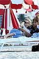 jaden smith new girlfriend odessa adlon show off major pda on beach 07