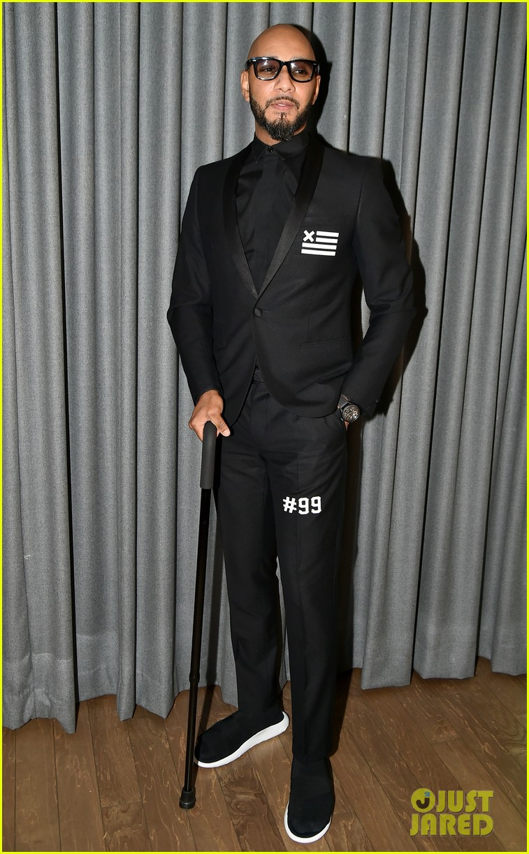 alicia keys swizz beatz have magical night together at brooklyn artists ball 053881832