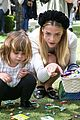 jaime king michelle monaghan easter egg hunting 03