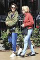 sarah paulson holland taylor spend the afternoon in la 01