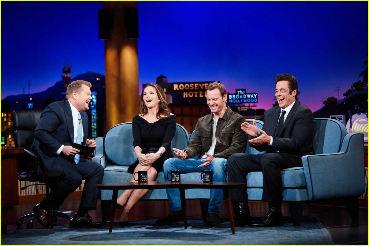 michael fassbender james corden 053901729