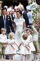 prince george princess charlotte pippa middleton wedding 16