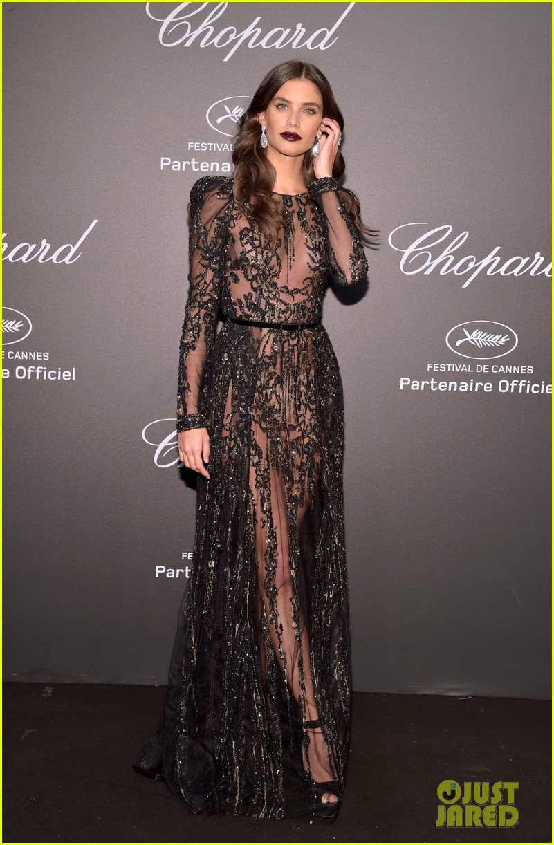 kendall jenner shines like a diamond at chopard space party 063901755
