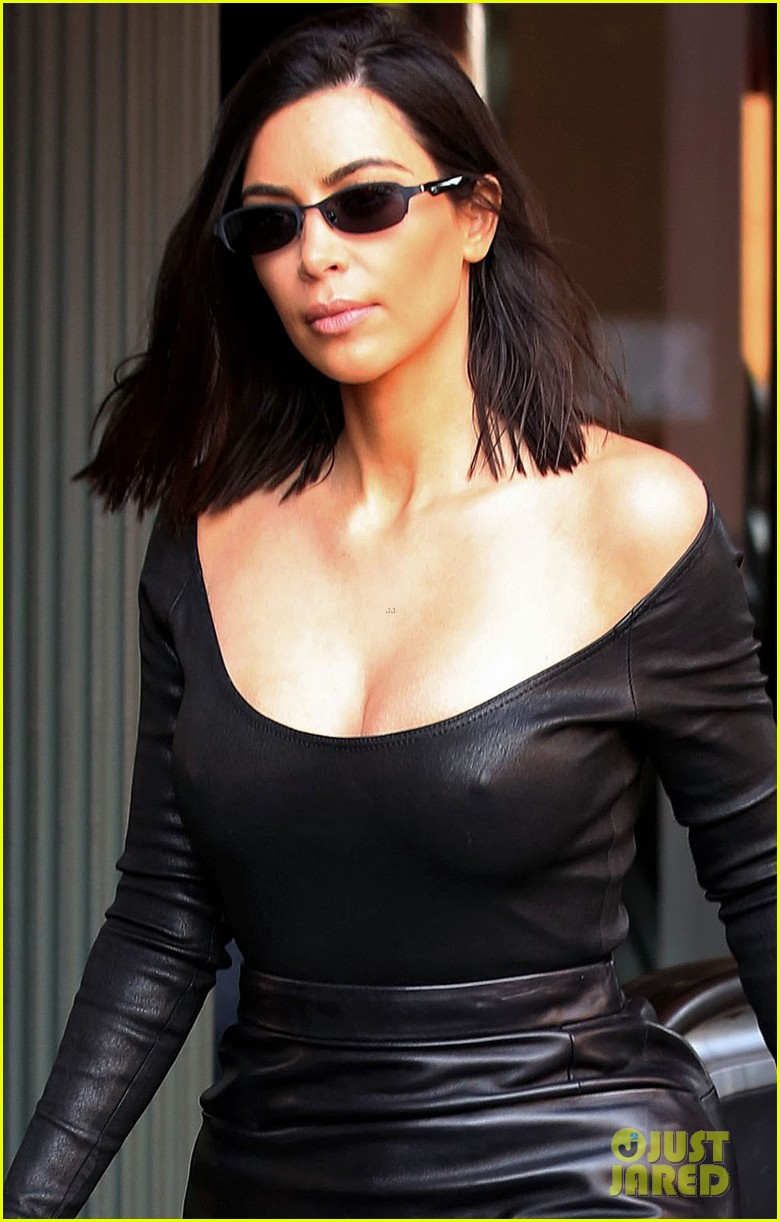 kim kardashian matrix lunch with kourtney 023896918