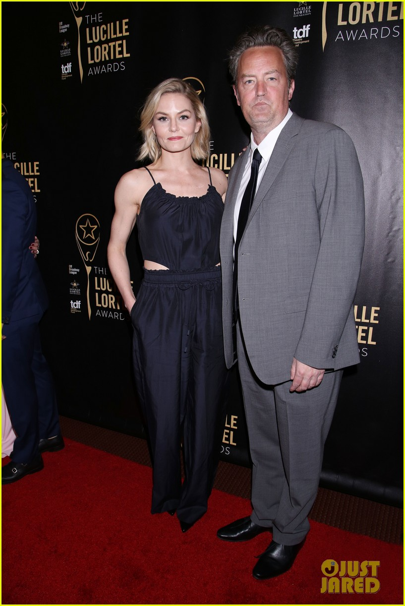 jennifer morrison matthew perry cobie smulders step out for lucille lortel awards 043896619