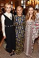 elizabeth olsen diane kruger and chanel iman show off their styles at new tory burch boutique 02