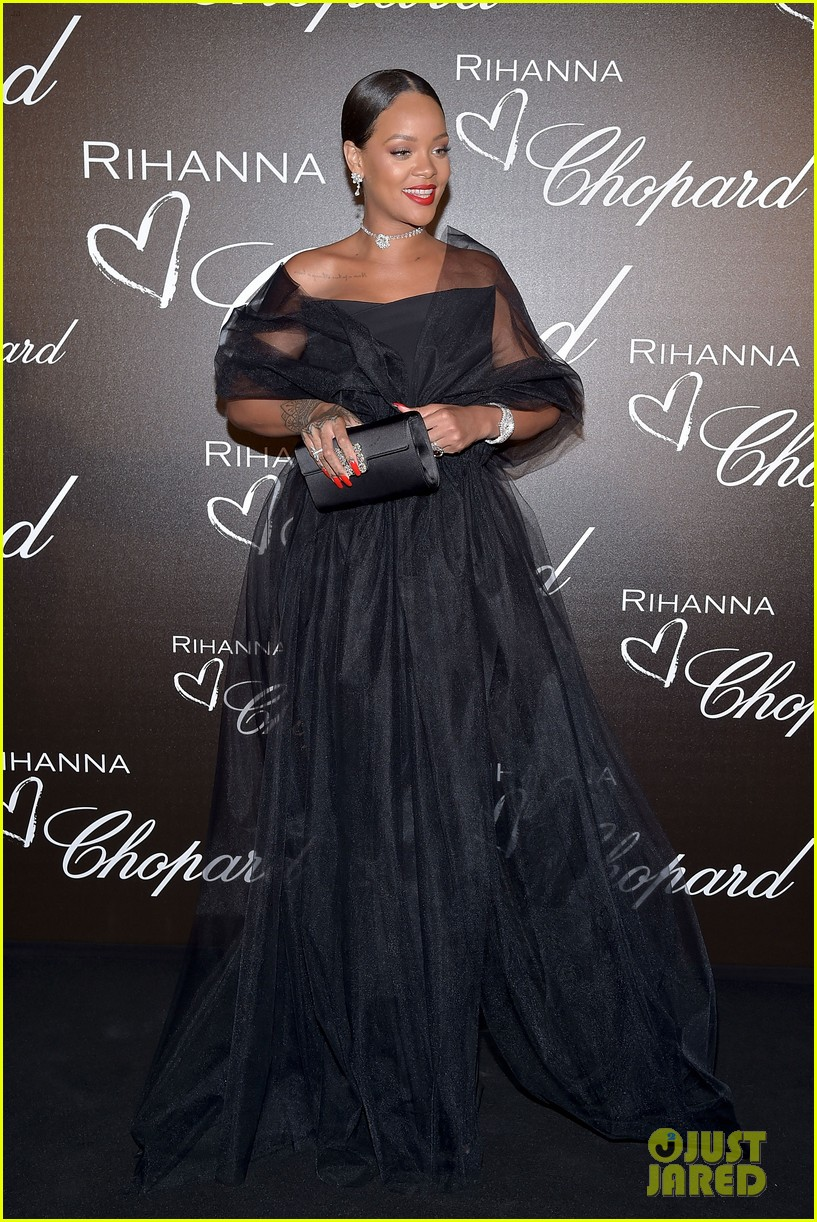 rihanna glams up as chopard guest of honor in cannes 013901080