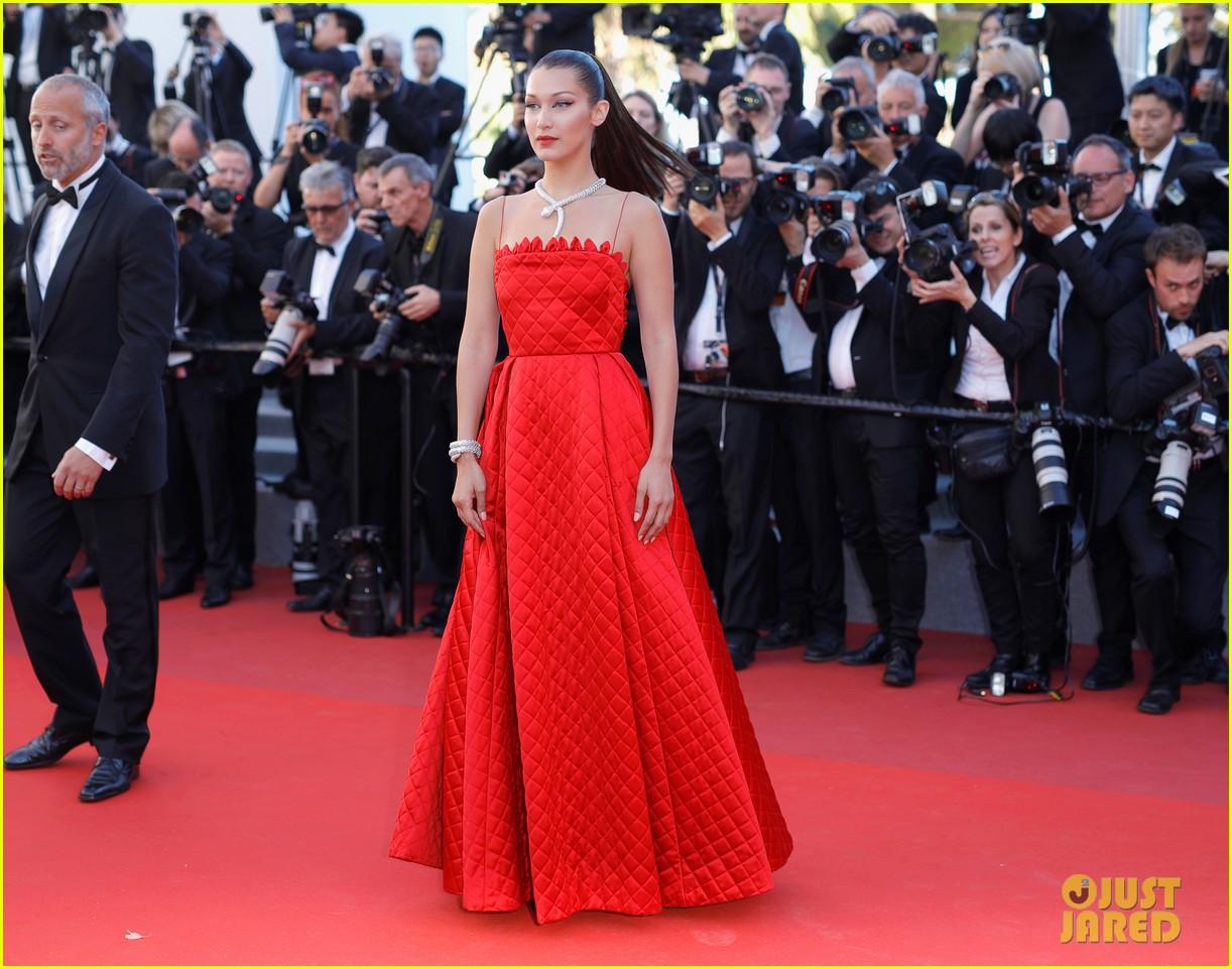 rihanna bella hadid dior cannes film festival 053901476