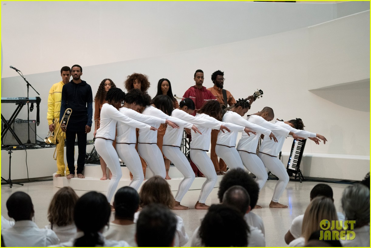 solange knowles guggenheim performance 463901696