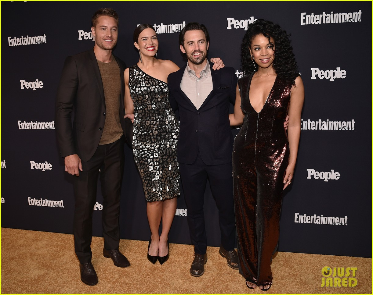this is us cast ew people upfronts party 033899440