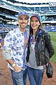 dave annable throws out first pitch at ny mets game 02