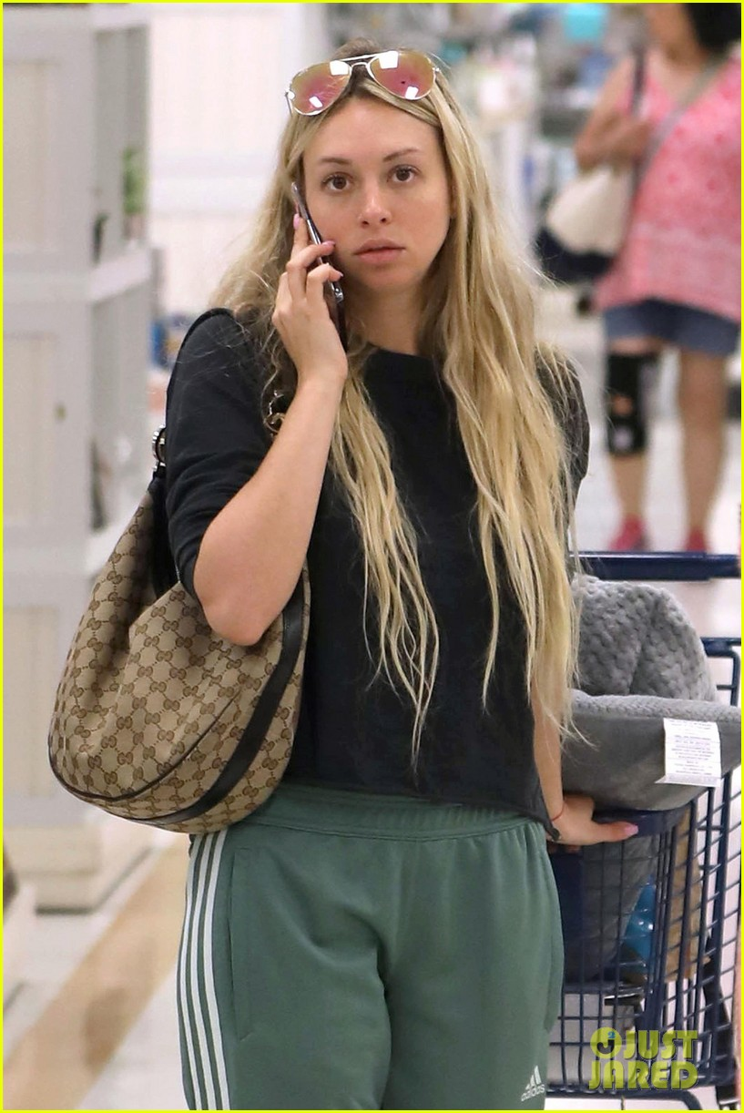 corinne olympios shopping marshalls 023917818