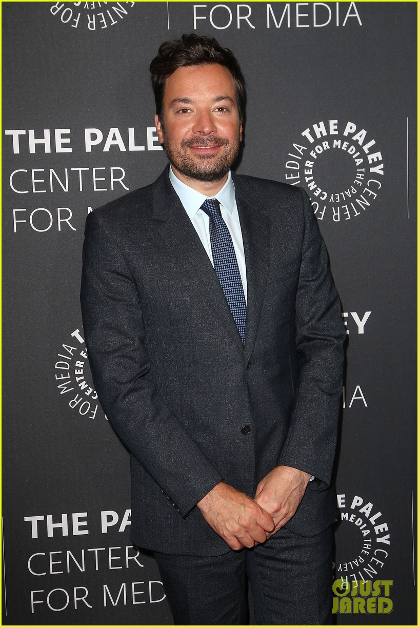 jimmy fallon paley fest event nyc 013910973