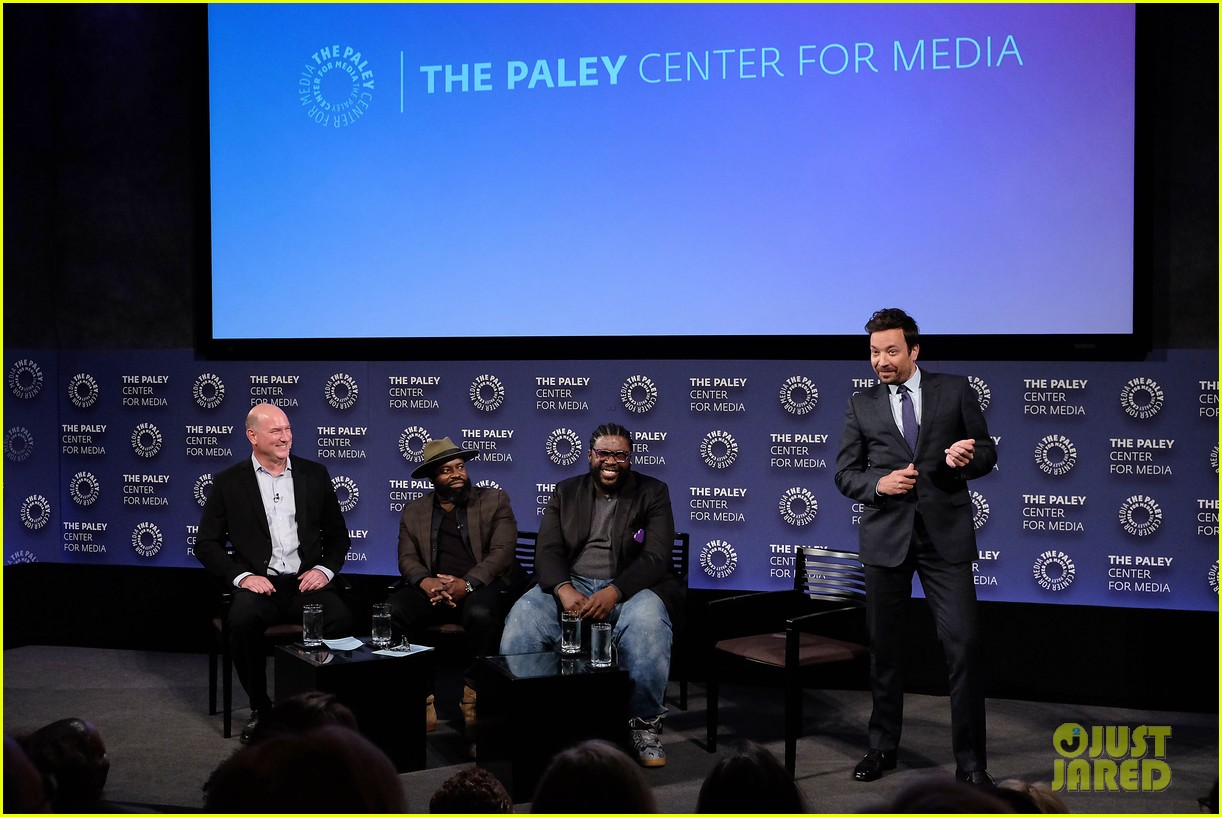 jimmy fallon paley fest event nyc 023910974