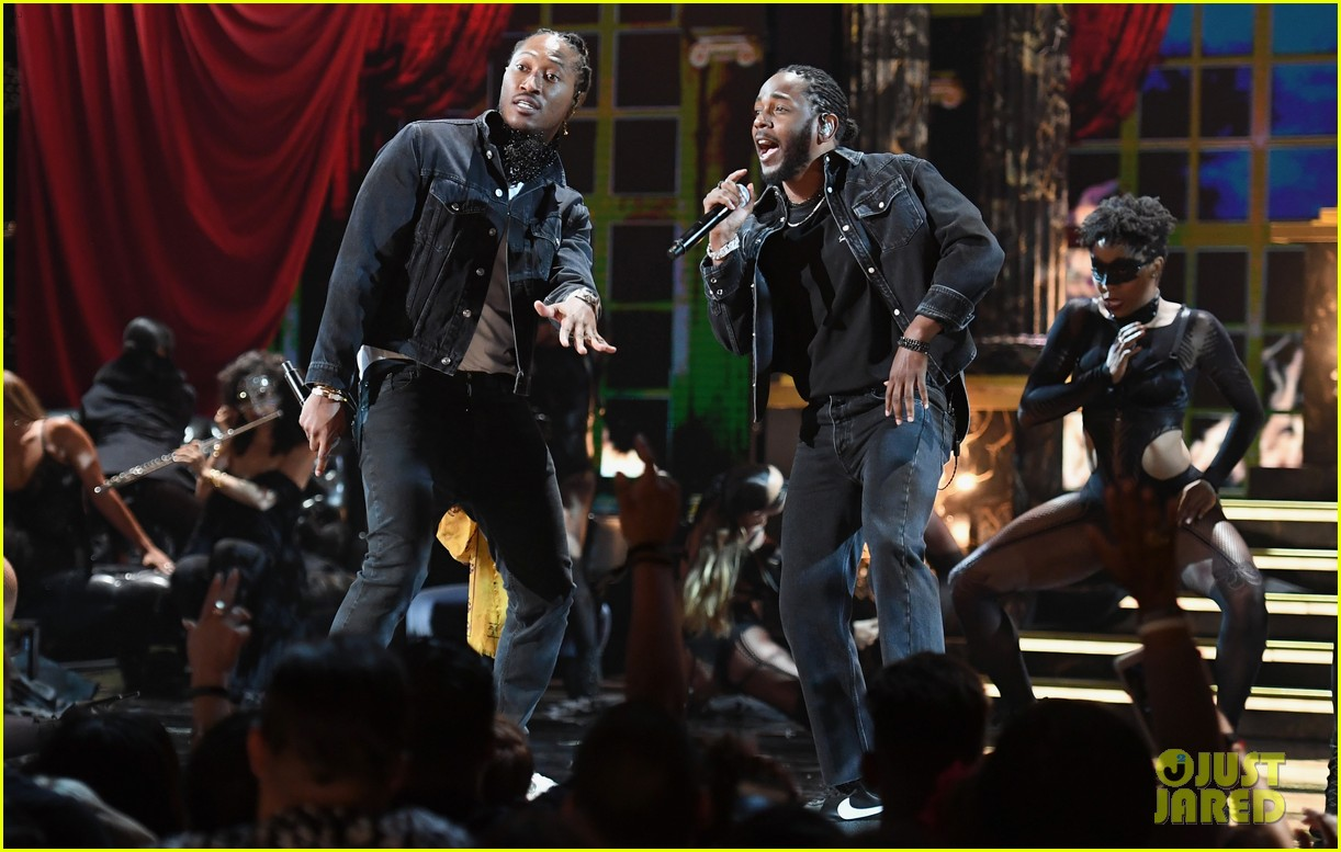 future kendrick perform mask off at bet awards013919837