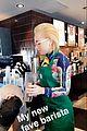 lady gaga starbucks barista 03