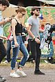 kit harington rose leslie couple up at glastonbury 04