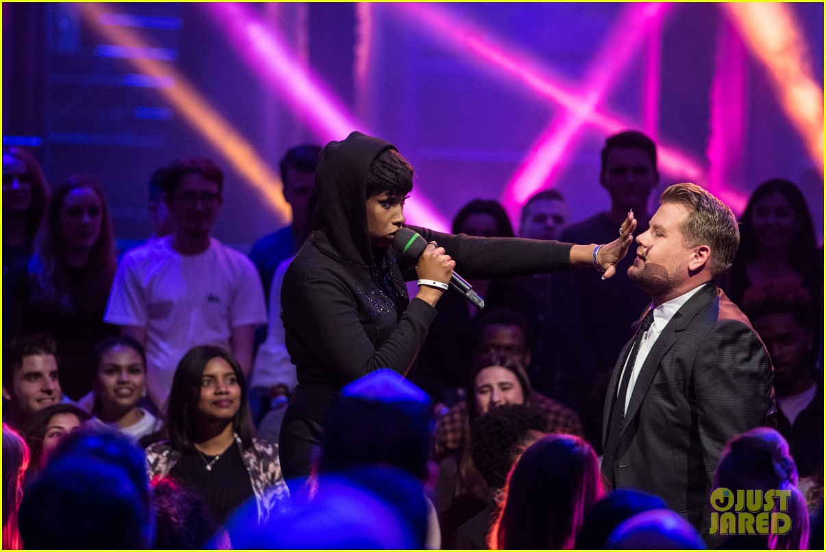 jennifer hudson slays james corden with epic dreamgirls inspired rap battle 013911305