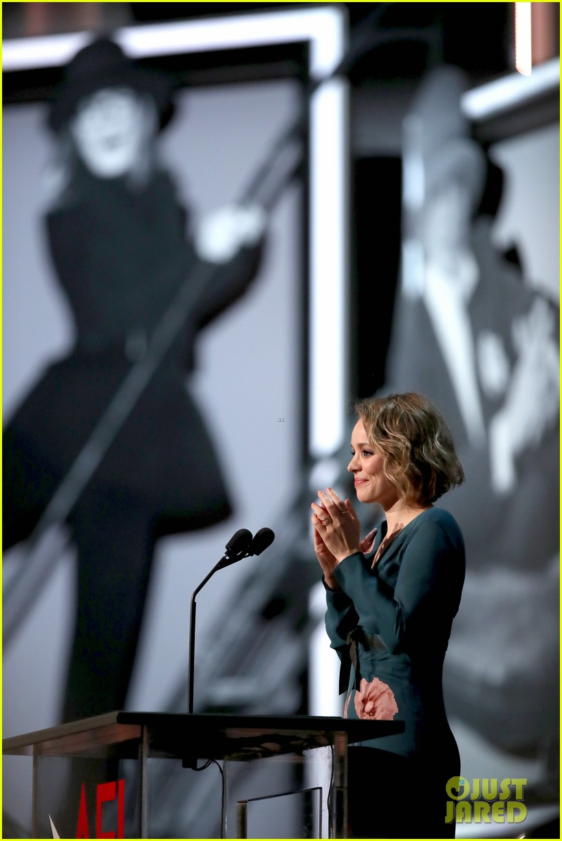 rachel mcadams honors diane keaton at afi tribute 213911616
