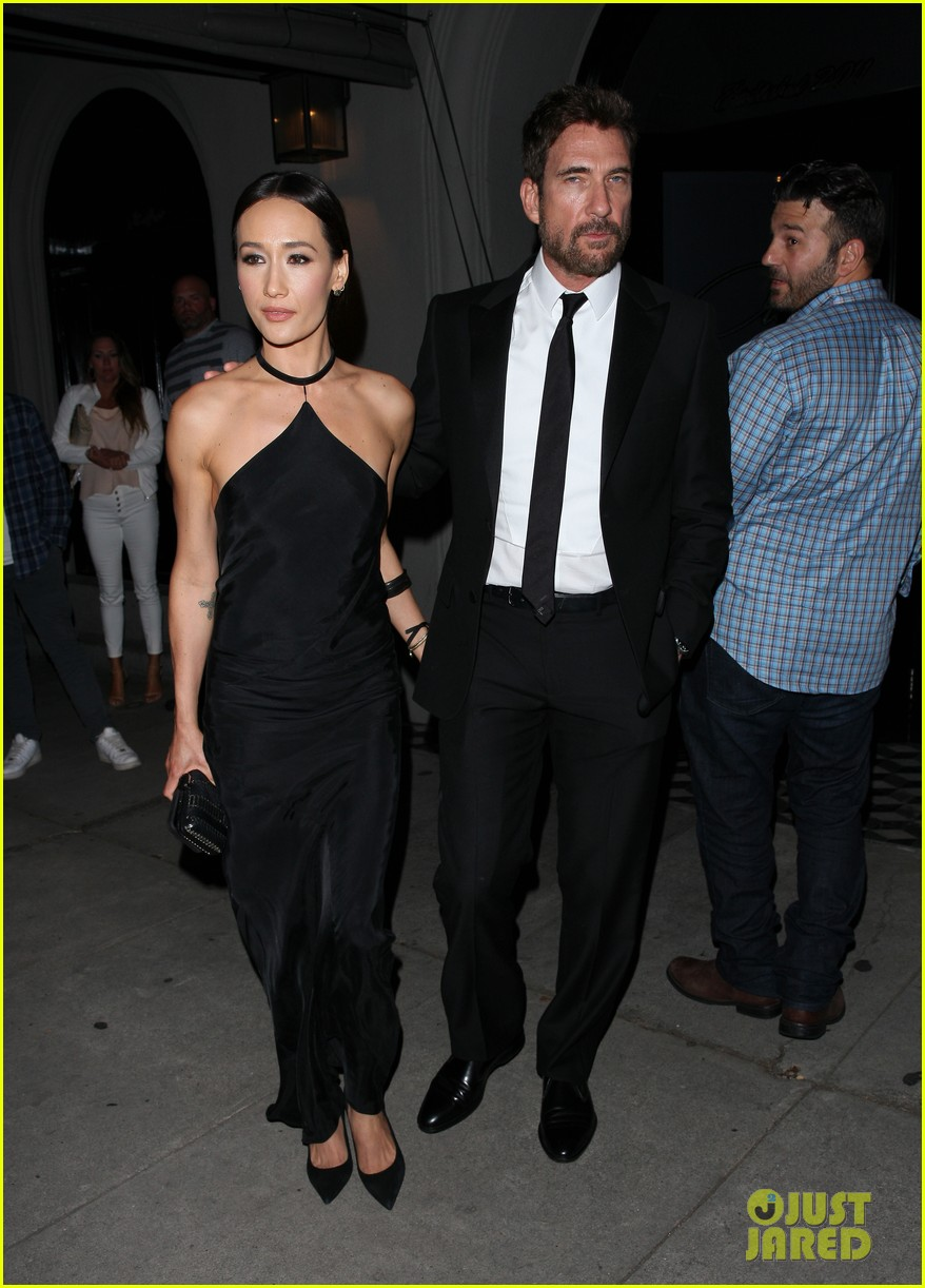 maggie q dating dylan Halsnæs