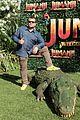 jack black nick jonas face off during jumanji promo 04