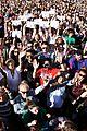 one love manchester benefit concert crowd photos 10
