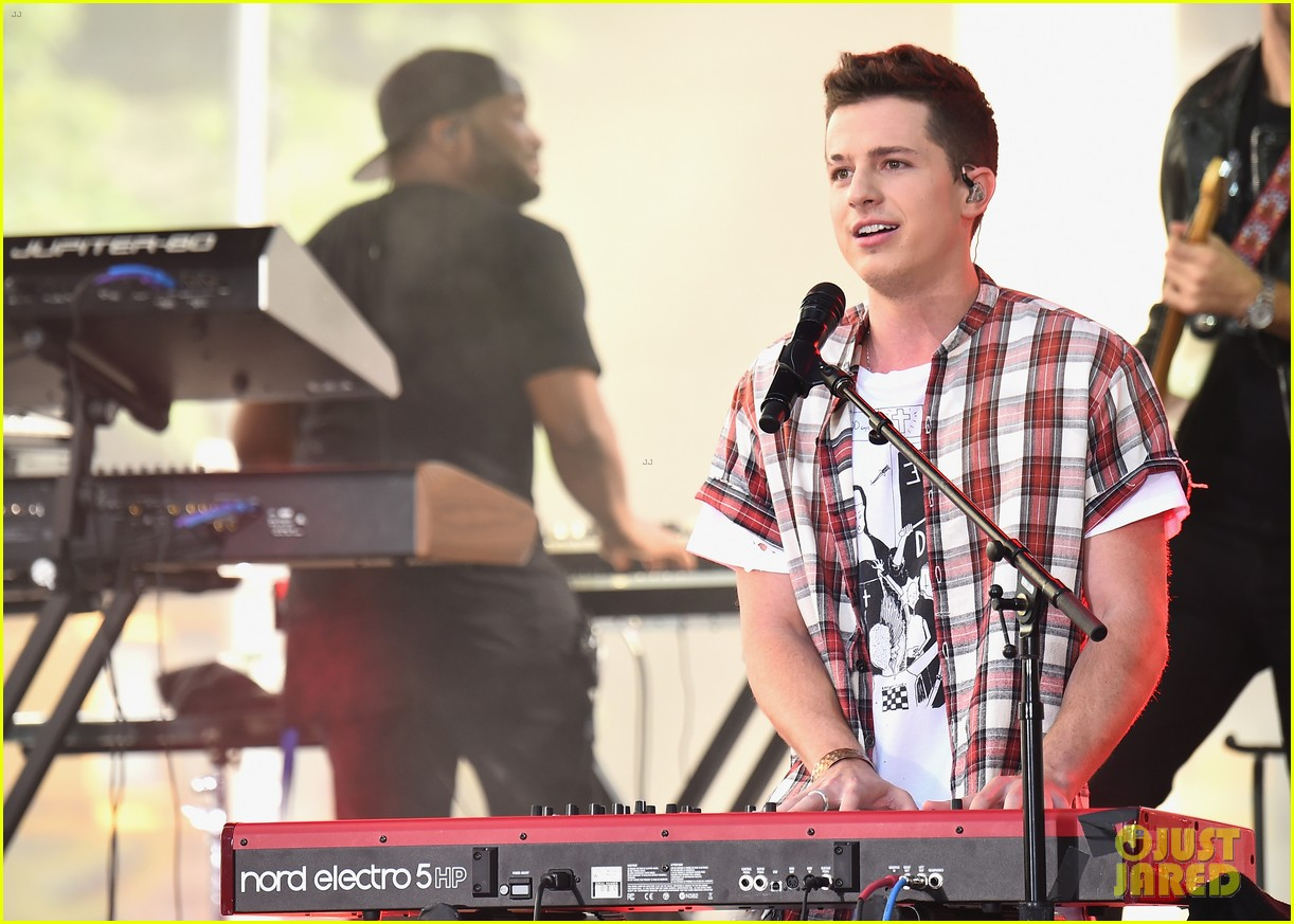 watch charlie puth perform attention on today show summer concert series 033921925