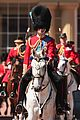 prince william attends rehearsals for queens birthday parade 06