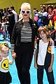 christina aguileras kids wear their emojis to emoji movie premiere 12
