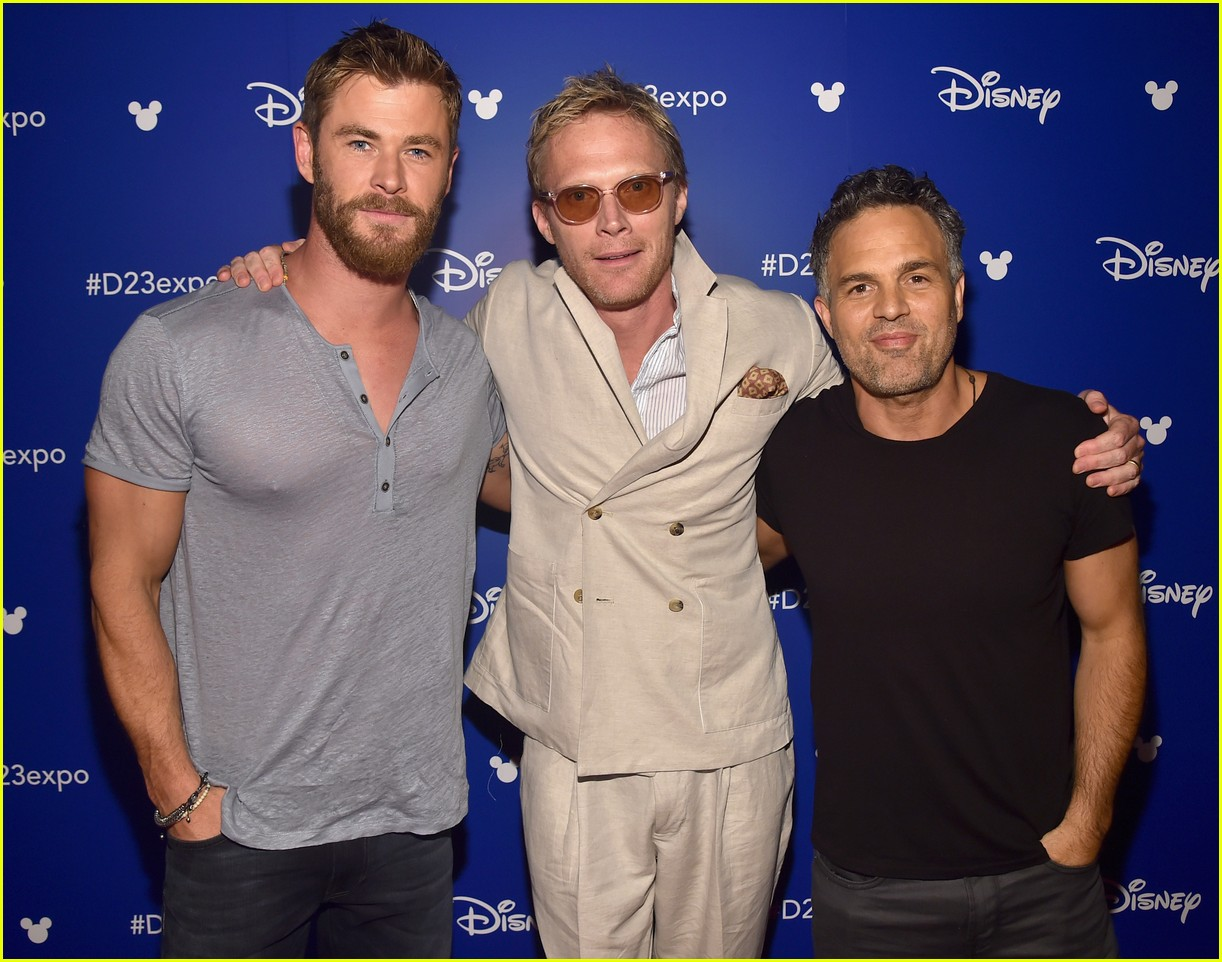 avengers studs turn d23 into a tight shirt parade 193928693