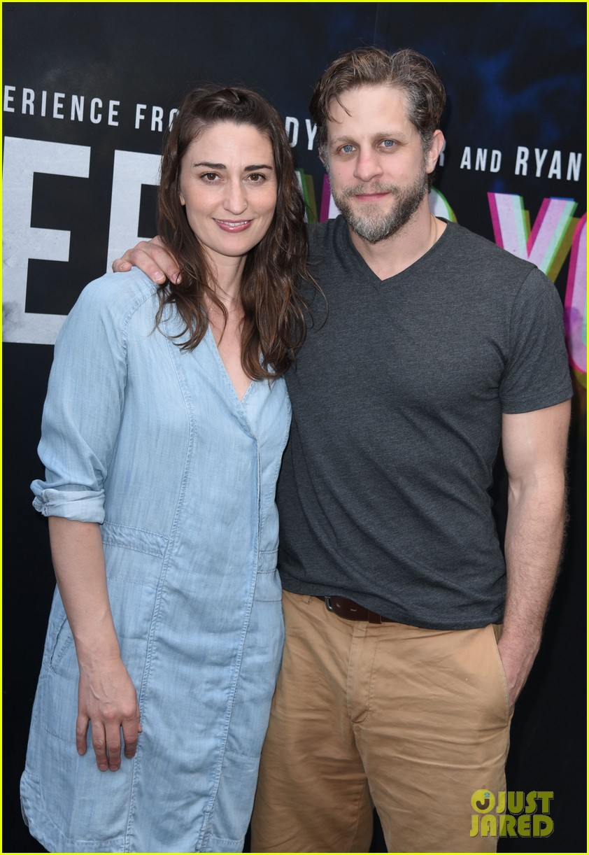 sara bareilles boyfriend joe tippett have date night at seeing you industry performance 033933143