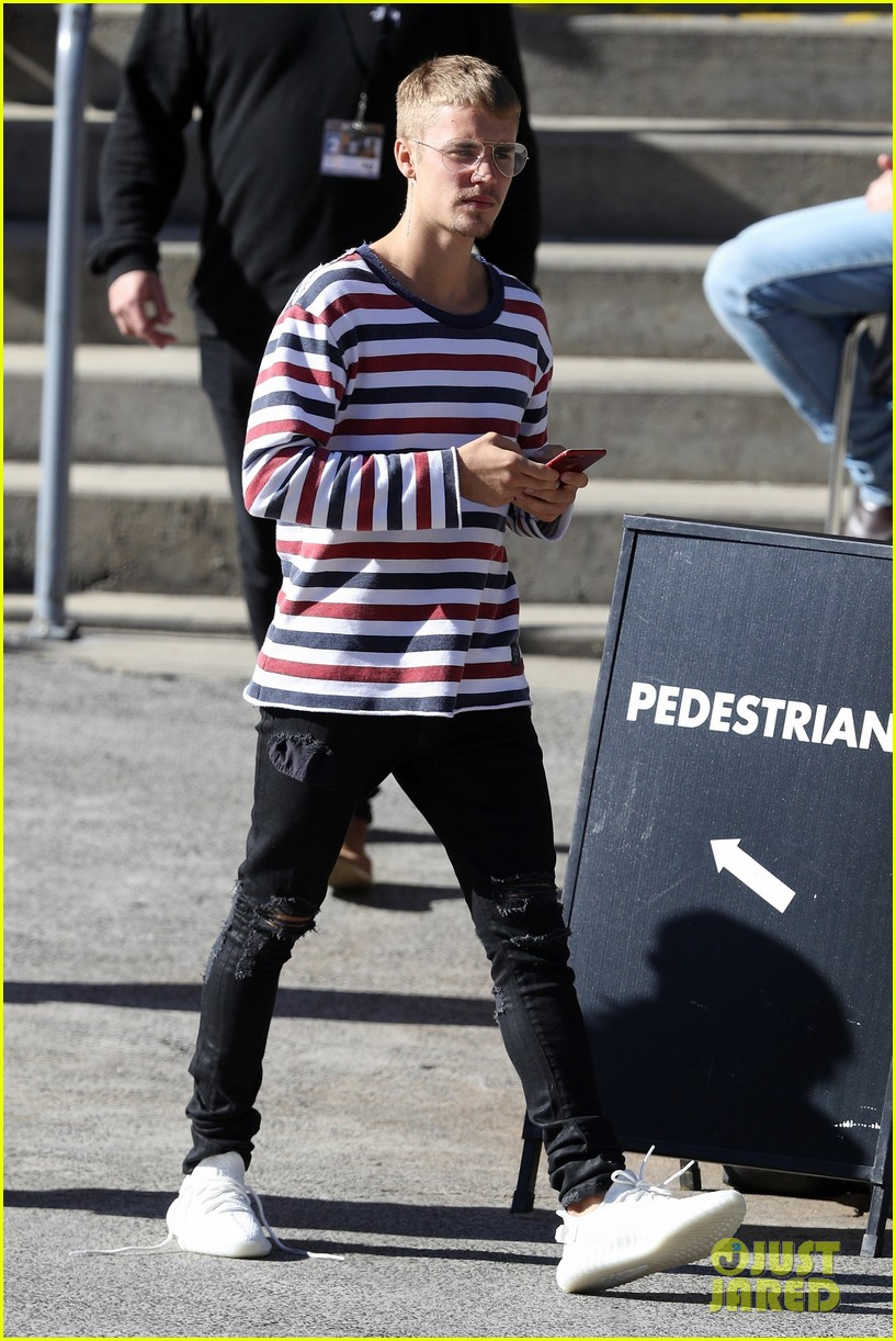 Justin Bieber Reps His USA Pride on Fourth of July in ...